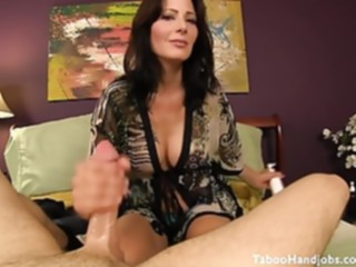 handjob Give step mom your.. top rated