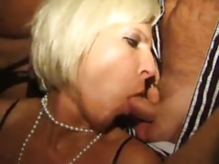 amateur swinger party gangbang