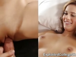 amateur Big Tit Coed Fucked and.. cumshot