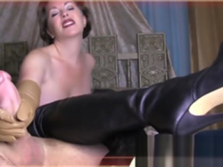 femdom Mistress T - No Escape From.. fetish