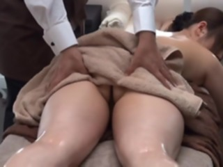 big tits Private Oil Massage Salon.. hd