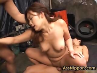 amateur Yuka matsushita fucked and.. asian